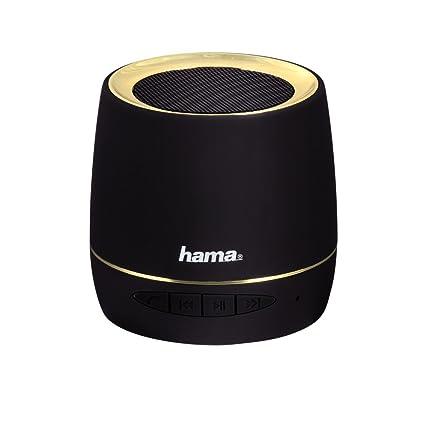 Bekannt Hama Bluetooth-Lautsprecher für Smartphone, Tablet: Amazon.de VR83