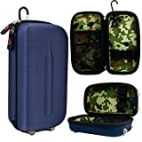 Navy Universal Portable Carrying Game Hard Case Shell fits PSP|NuVur