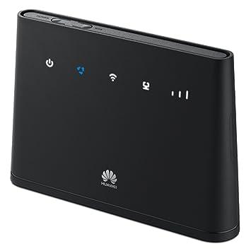 Huawei B310s-22 Negro Router 4G LTE 150 mégabit/s Gigabit, libre 2