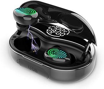 Calionltd Bluetooth 5.0 in-Ear Earbuds