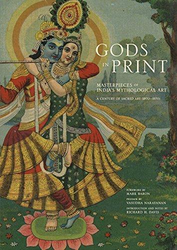 Gods in Print: Masterpieces of India's Mythological Art