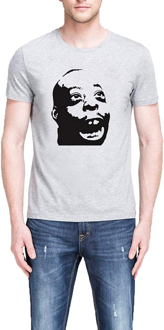 Amazon Com Doohcwbdj Mens Beetlejuice Lester Green Howard Stern Show Casual T Shirts Men Cool Personalized Tee Clothing