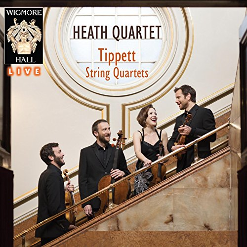 Tippet String Quartets - Wigmo...