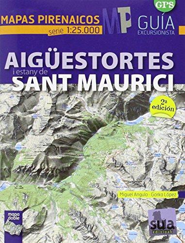 Descargar Libro Aigüestortes I Estany De Sant Maurici. Mapas Pirenaicos 1:25000 - 2ª Edición Miguel Angulo
