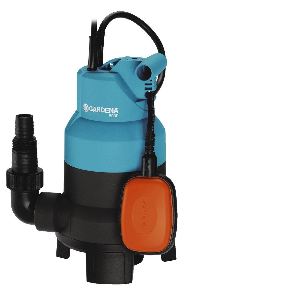 Wasser absaugen pumpe