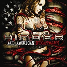 All American Nightmare (Deluxe Edition) by Hinder [2010]