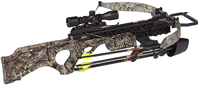 Best Crossbows : Excalibur Crossbow Null Matrix SMF Grizzly Crossbow