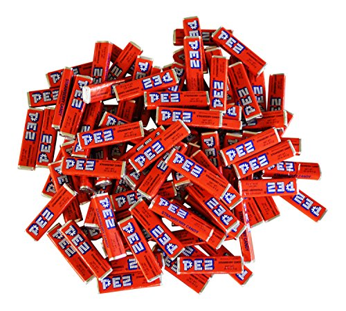 pez-candy-single-flavor-2-lb-bulk-bag-strawberry-red-candy