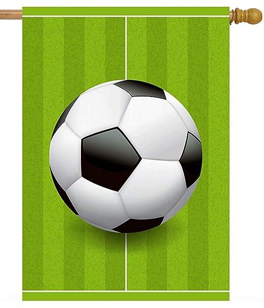 jiaxingdalin Balón de fútbol GOL Juego de fútbol en Campo Verde ...