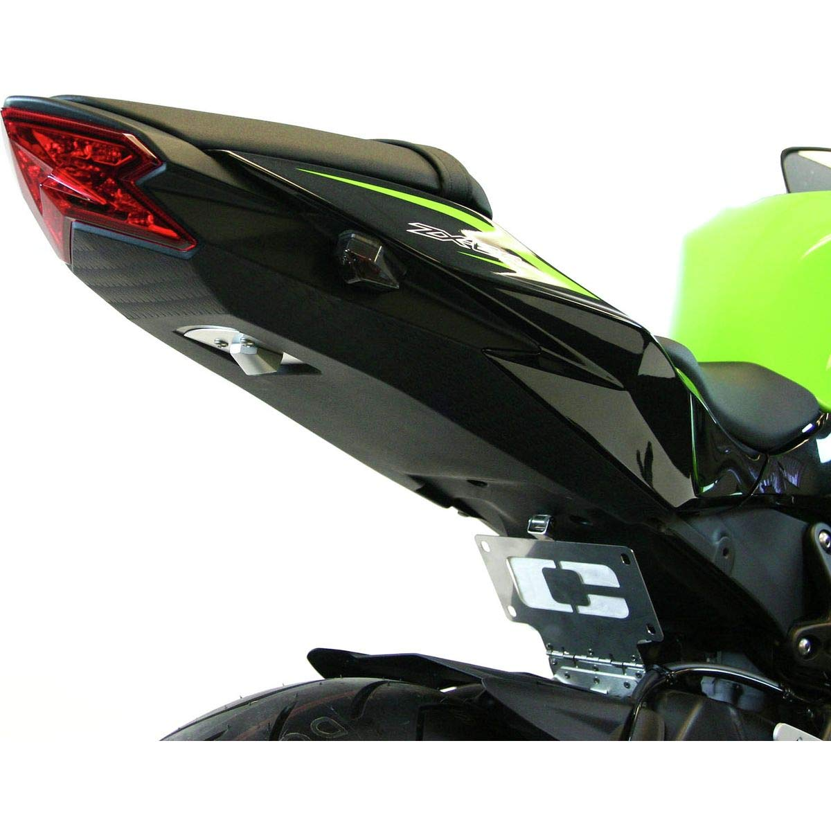 Limited Competition Werkes 13-18 Kawasaki ZX636 Fender Eliminator Kit