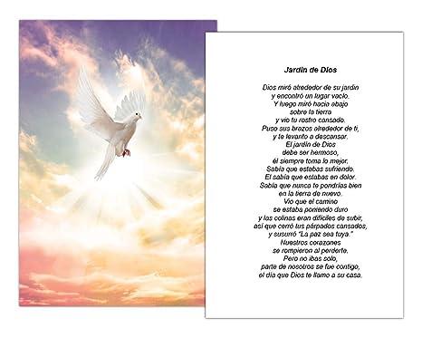 Amazon.com : Tarjetas Funerales De Recordatorio (50 Cards ...