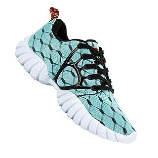 ALEADER Women's Lightweight Mesh Sport Running Shoes Light Blue 7 D(M) US