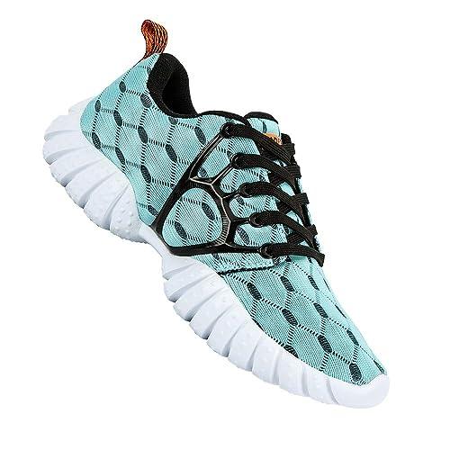 9a368e964015 ALEADER Women's Lightweight Mesh Sport Running Shoes