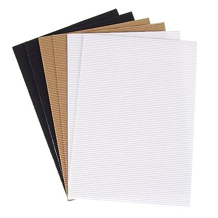 amazon com homeford fmc0000000gc010b corrugated paper card stock