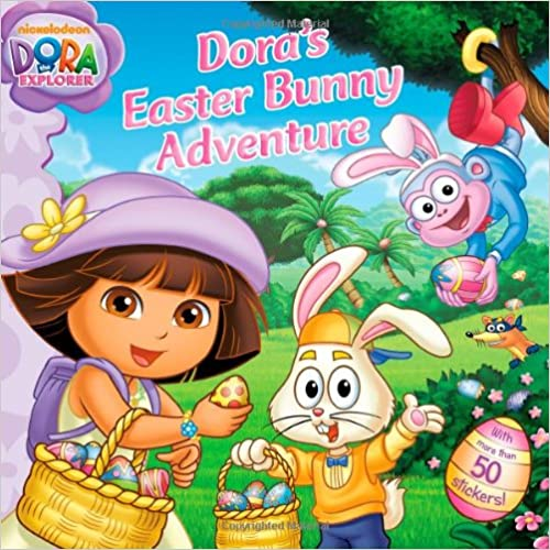 Dora's Easter Bunny Adventure (Dora the Explorer (Simon & Schuster Unnumbered))