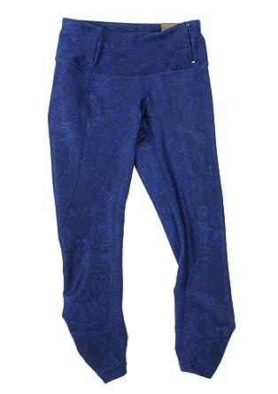 b9ca7818579e5 Amazon.com: CALIA ESSENTIAL PRINTED TIGHT FIT CAPRI (EXTRA SMALL): Clothing
