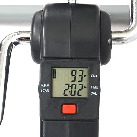 Apelila máquina de Ejercicio con Pedal Plegable con Pantalla LCD ...
