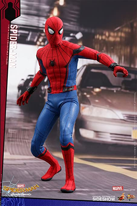 d22c6868dd Amazon.com  Spider-Man Spider-Man  Homecoming Sixth (1 6) Scale ...