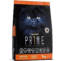 Ração Special Cat Prime Adultos Salmão e Arroz 1Kg