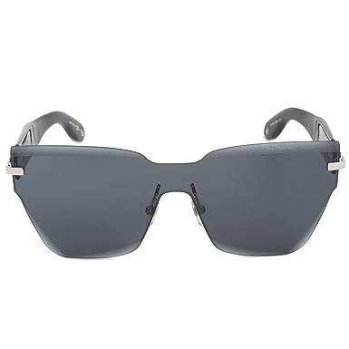 18d3e5190c12e Amazon.com  Givenchy Women s Square Shield Sunglasses