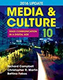 Media and Culture with 2016 Update 10th Edition
