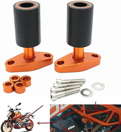 200 2012-2016 2017 NICECNC Frame Sliders Crash Protector Replace Duk 390 2013-2017,Duk
