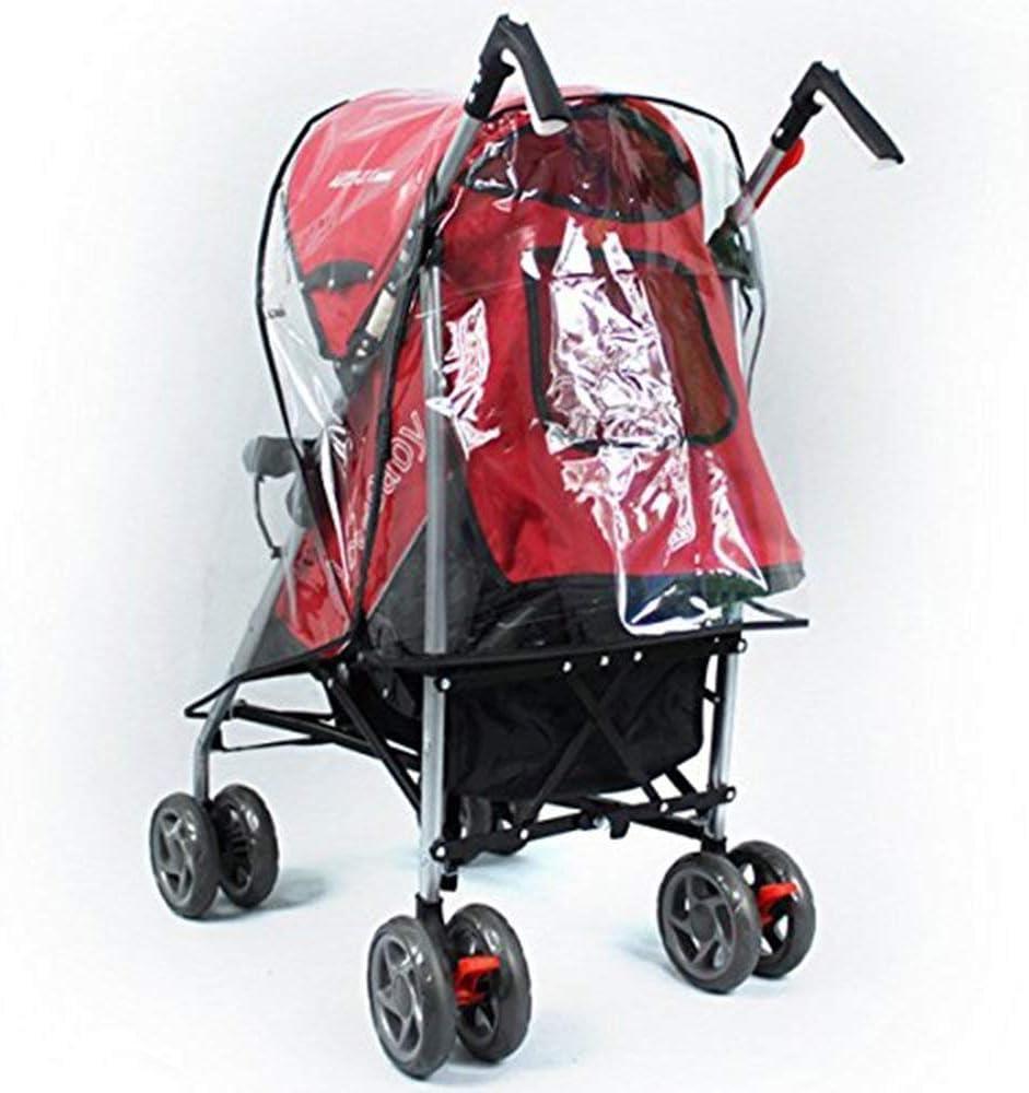 grau Leichter und kompakter Cassy Kinderwagen mit einer Hand zusammenklappbar