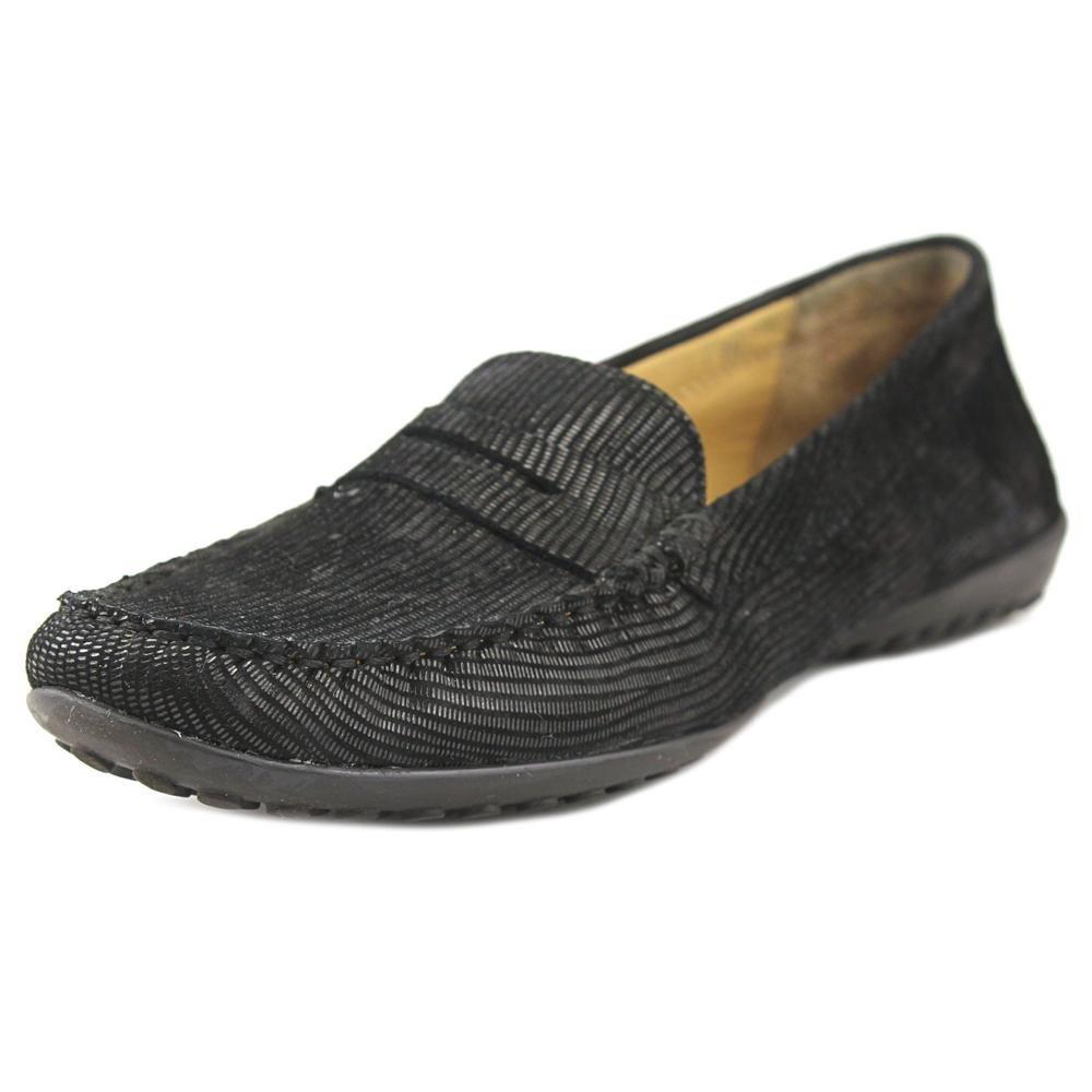 VANELi Womens Agneta Closed Toe Mules B01E71GPOW 7.5 W (C)|Black Miniliz Print