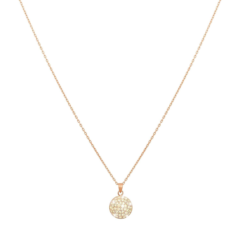 b19324fa8054 Venta caliente 2018 STROILI joyas – gargantilla de plata 925 rosa y ...