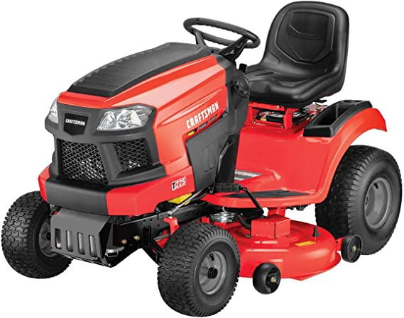 Craftsman T225 19 HP Briggs & Stratton Gold 46-Inch Gas Powered Riding Lawn Mower
