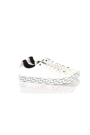 Colmar Bradbury BYLINE 108 White Bianco Sneakers Man Scarpe da Ginnastica Uomo (43 EU)