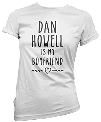 Dan Howell Is My Boyfriend - Vlogger Star Merch T-Shirt - Women