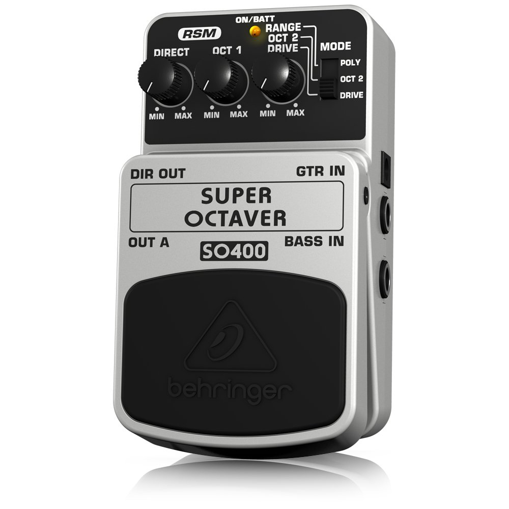 BEHRINGER SUPER OCTAVER SO400 by Behringer