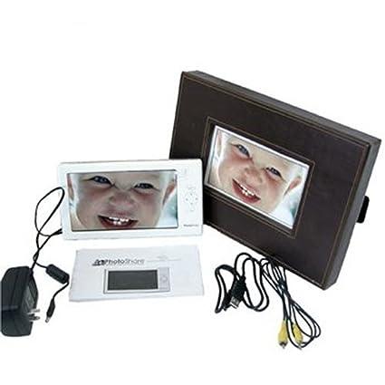 Amazon.com : PhotoShare Digital Photo Album and Frame : Digital ...