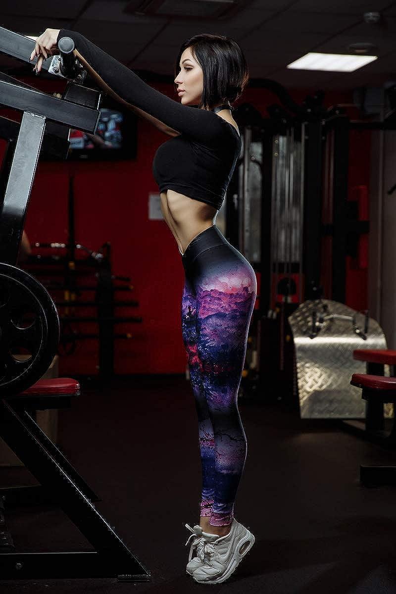 yoga pantalones originales de marca Mallas de mujer deportivos para fintess crossfit pilates gym Bona Fide Leggings Bona Classic Sakura zumba