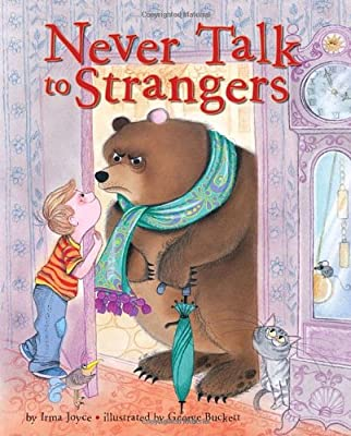 Never Talk To Strangers Little Golden Books by Golden Books