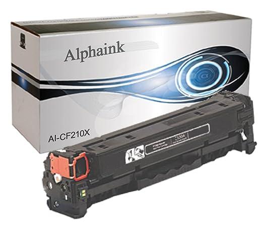 17 opinioni per Alphaink AI-CF210X Toner compatibile Nero per HP Laserjet Pro 200 Color M251N