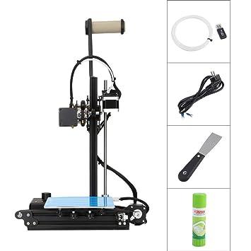Creality ender 2 - Impresora 3D para escritorio (aluminio, kit de ...