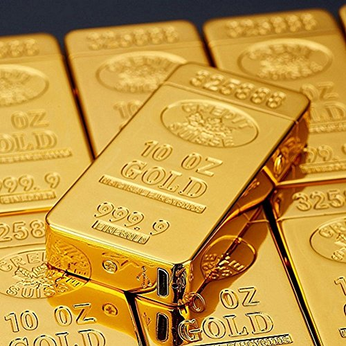 sino-banyan-gold-bars-usb-lighterrechargeablewindproof-flamelessluck-prosperity