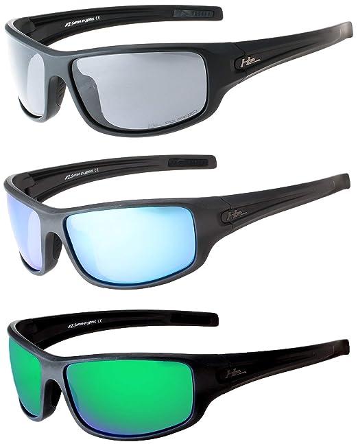 Amazon.com: Hornz Series Arkana - Gafas de sol polarizadas ...