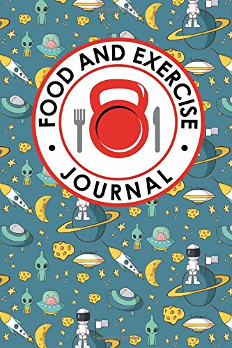 Download Food and Exercise Journal: Daily Food Intake Log, Food Exercise Journal, Food And Exercise Planner, Food Tracking Log (Food and Exercise Journals) (Volume 79) ebook