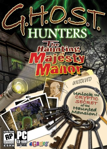 G.H.O.S.T. Hunters - The Haunting of Majesty Manor (Ghost Hunters The Haunting Of Majesty Manor)