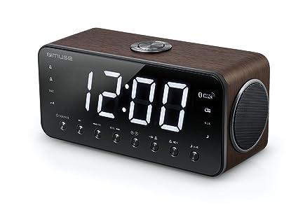 Muse M-196 DWT - Radio (Reloj, Digital, FM,PLL,