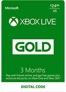 Amazon.com: $20 Xbox Gift Card [Digital Code]: Video Games