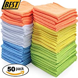 Best Microfiber Cleaning Cloth