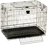 Little Giant Farm & Ag Miller Manufacturing 150903 24-Inch Wire Pop Up Rabbit Cage