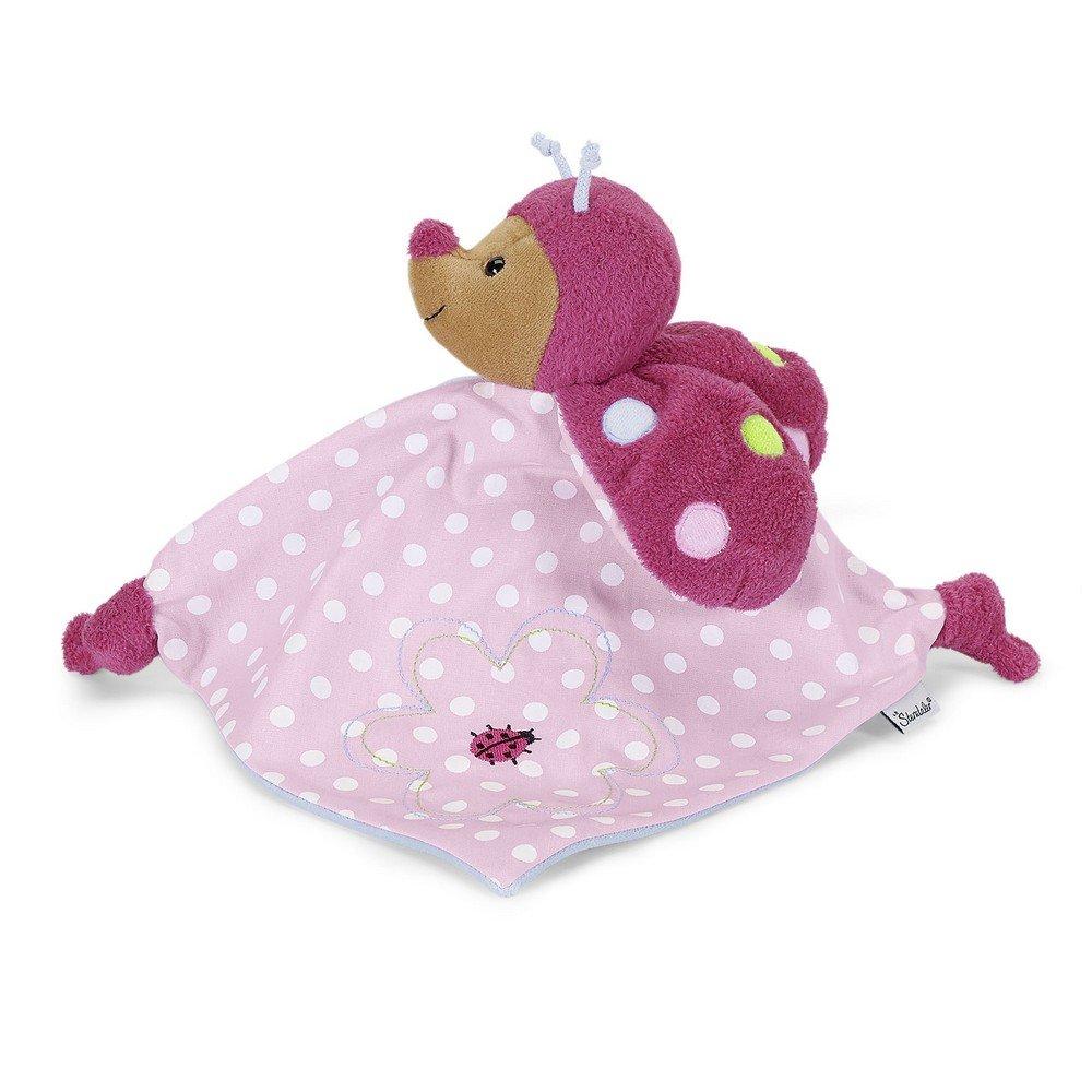 Sterntaler Katharina Cuddle Cloth Pink Zatnick 3211625