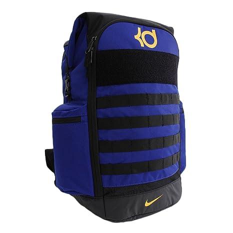e7877d1732934 Amazon.com: Nike KD Trey 5 V Kevin Durant Blue Black Men Basketball  Backpack BA5389-450: Clothing