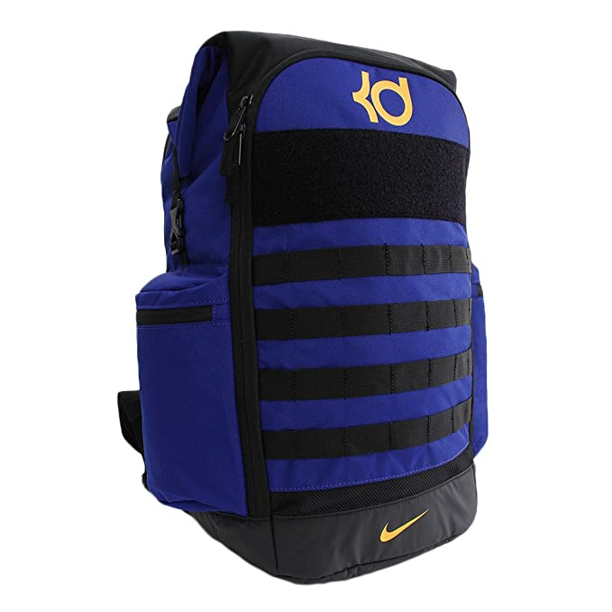 085871ddb5f Nike KD Trey 5 V Kevin Durant Blue Black Men Basketball Backpack  BA5389-450  Amazon.ca  Clothing   Accessories