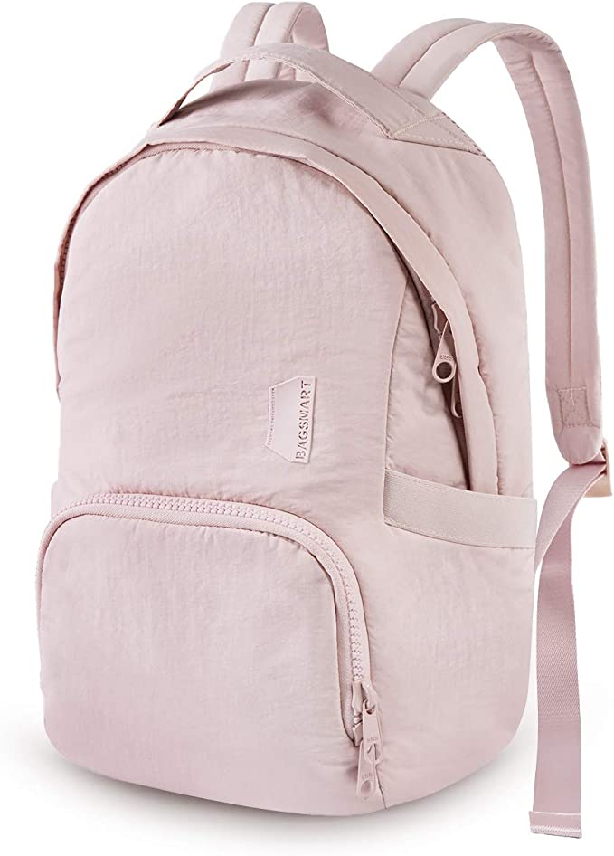 MAPOLO Laptop Backpack Butterfly and Flower Casual Shoulder Daypack for Student School Bag Handbag Lightweight